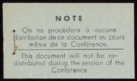 "International Conference on Higher Education, Paris, July 26-28, 1937 - ""University Educatio..."