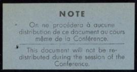 "International Conference on Higher Education, Paris, July 26-28, 1937 - ""The Role of the Uni..."