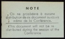 International Conference on Higher Education, Paris, July 26-28, 1937 - Exchanges Between French ...